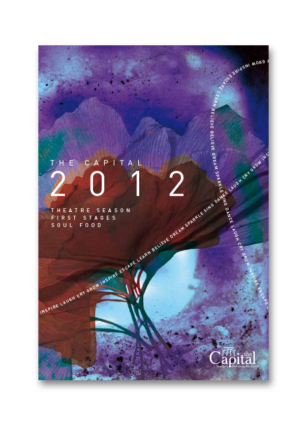 The Capital 2012 booklet 2012cover